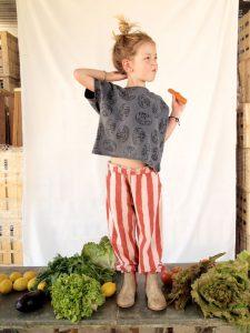 Actividades para aprender a comer sano los niños
