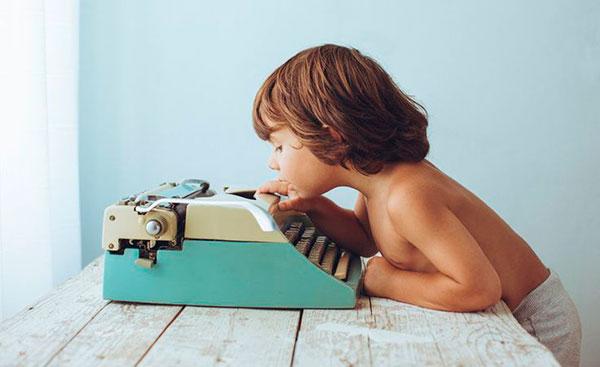 Cómo aprender mecanografía para niños
