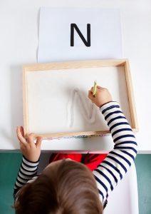 Cómo enseñar a escribir a los niños