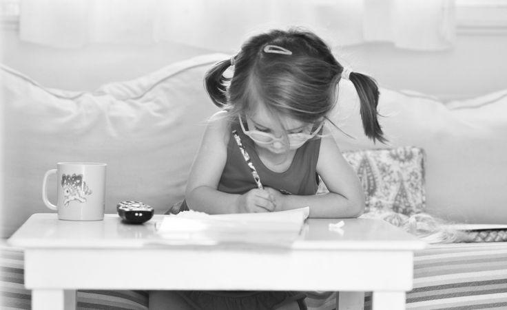Fichas para aprender a escribir las vocales | Láminas