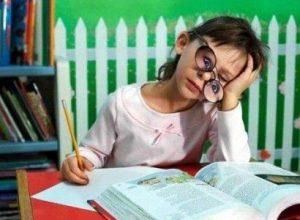Niños con déficit atencional