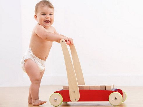 Técnicas para enseñar a caminar a los niños