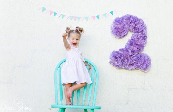 Enseñar a hablar a los niños de dos años
