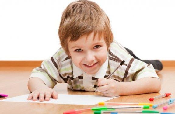 Enseñar a dibujar a los niños