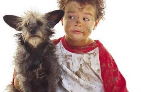 Aprender higiene personal a los niños