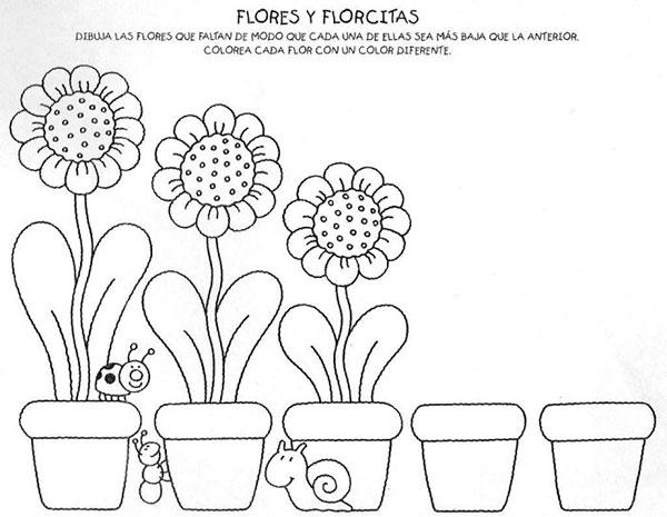 Fichas para aprender a dibujar los niños | Fichas para imprimir