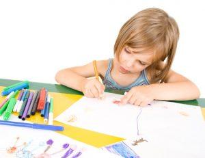 Cómo aprender a dibujar los niños con técnicas