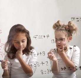 Aprender matemáticas los niños