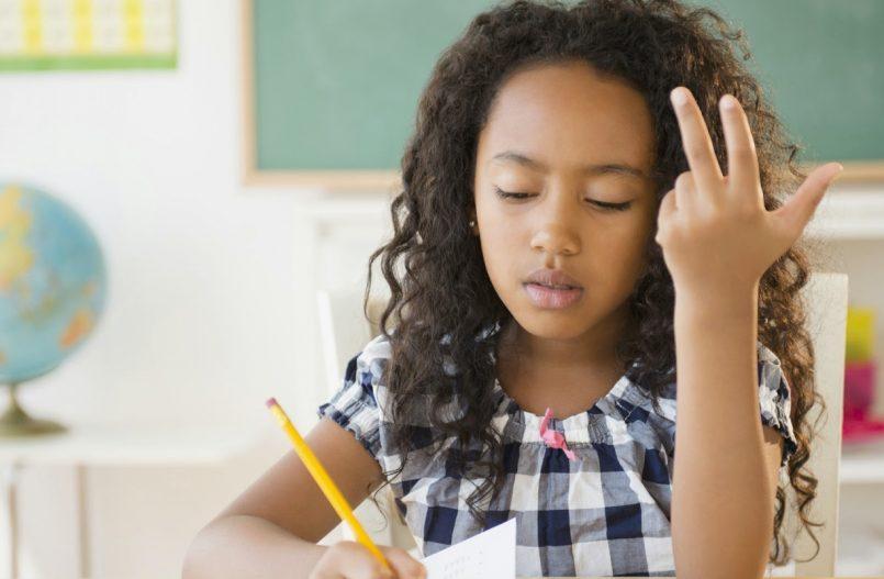 Fichas para aprender a multiplicar los niños