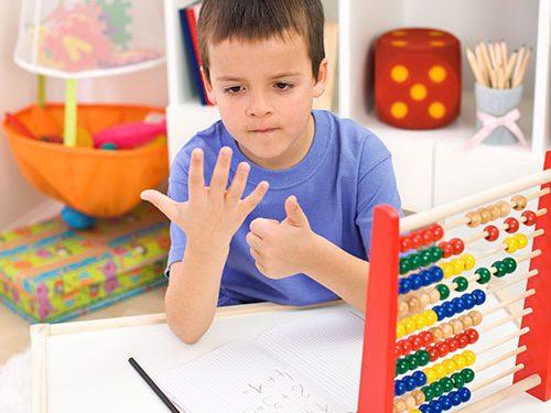 Fichas para aprender matemáticas los niños