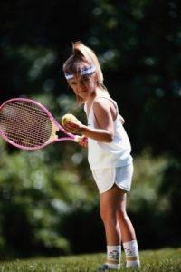 Juegos de entrenamiento de tenis para niños
