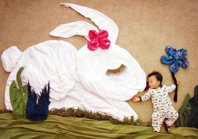 Cómo enseñar a dormir a los niños