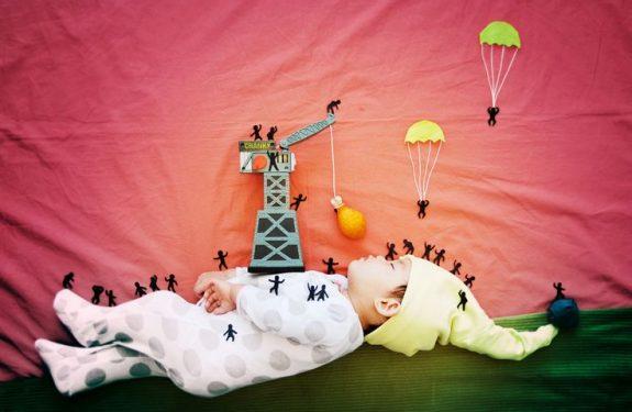 Aprender a dormir a los niños